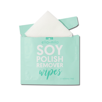 Soy Nail Polish Remover Wipes (Unscented)