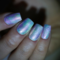 Shimmer Powder - Candy Floss
