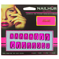 Nailhur - Square Iconic