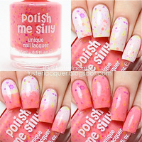 Polish Me Silly - Creamsicle Surprise