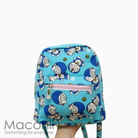 Doraemon Light Blue Small Backpack