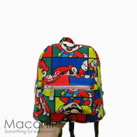 Super Mario Small Backpack *IMPERFECT*