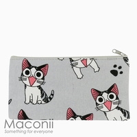 Chi Cat Medium Pouch