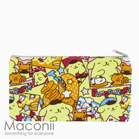 Pom Pom Purin Comic Medium Pouch