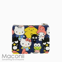 Sanrio Friends Small Pouch