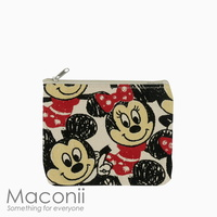 Mickey Mouse Sketch Small Pouch