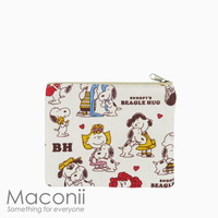 Snoopy Beagle Hug Small Pouch