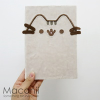 Pusheen - Plush Notebook