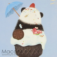 Animal Ice Cream Notebook - Panda