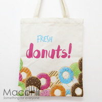 Fresh Donuts Tote Bag