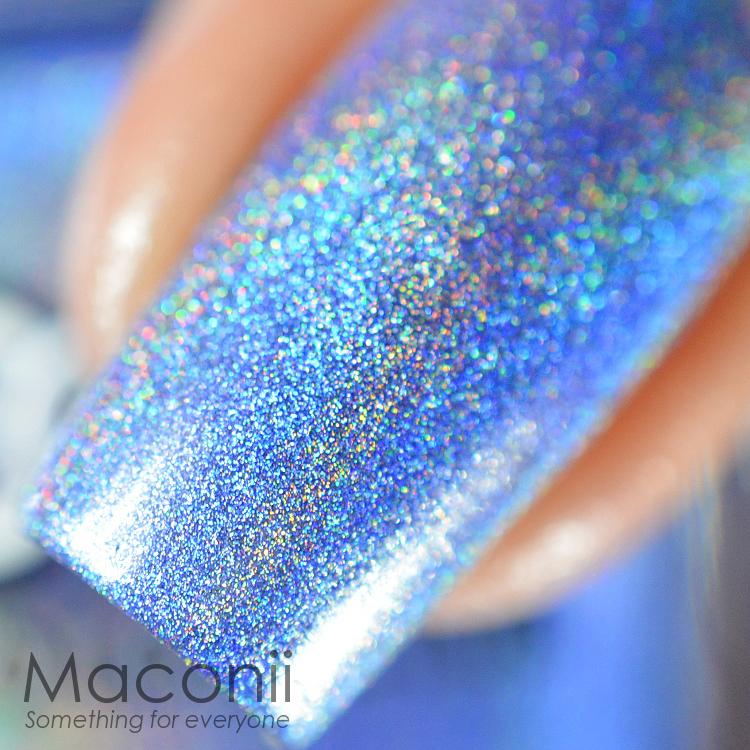 miniatuur 18 - Color Club Halo Hues Collection #3 - Holographic Holo Linear Nail Polish 15ml