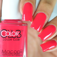 Color Club - Regatta Red