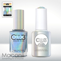 Color Club Gel Duo Pack - Blue Heaven