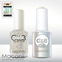 Color Club Gel Duo Pack - Snow-Flakes