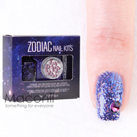 Color Club Zodiac Nail Art Kit - Aquarius