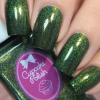 Cupcake Polish - Unbe-leaf-able