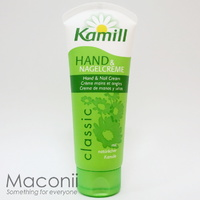 Hand and Nail Cream - Classic 100ml