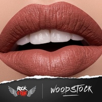 Modelrock Rock Chic Liquid Lipstick - Woodstock