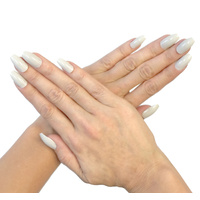 Nailhur - Squaletto Light Grey