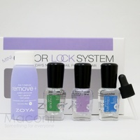 Zoya - Color Lock System Mini Set