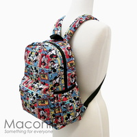 Mickey Mouse Comic Medium Backpack
