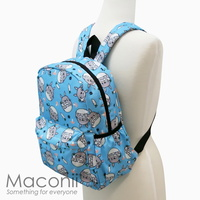 Totoro Blue Medium Backpack