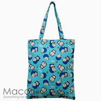 Doraemon Tote Bag - Light Blue