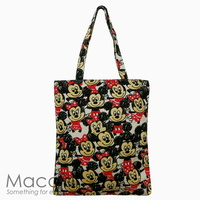 Mickey Mouse Sketch Tote Bag