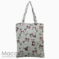 Chi Cat Tote Bag