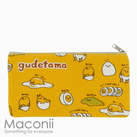 Gudetama Yellow Medium Pouch