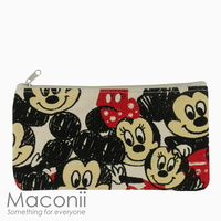 Mickey Mouse Sketch Medium Pouch