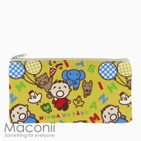 Minna No Tabo Medium Pouch