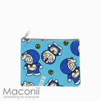 Doraemon Small Pouch - Light Blue