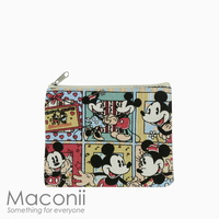 Mickey Mouse Comic Small Pouch
