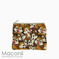Chip and Dale Small Pouch