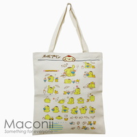 Pom Pom Purin Poses Tote Bag
