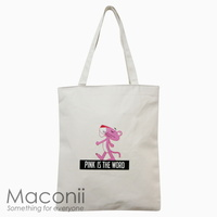 Pink Panther Pink Is The Word Tote Bag