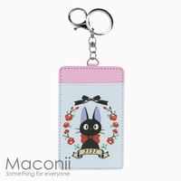 Jiji The Cat Card Holder