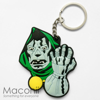 Doctor Doom Keyring