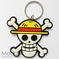 One Piece Logo Keyring