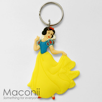 Snow White Keyring