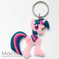 Twilight Sparkle Keyring
