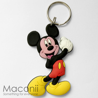Mickey Mouse Jolly Keyring