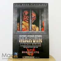Decadent Evil - Marvin 1:1 Scale Figure