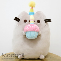 Pusheen - Birthday Plush 26.5cm