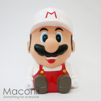 Super Mario Fireball Money Box