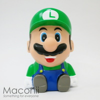 Super Mario Luigi Money Box