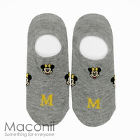 Socks - Minnie Mouse Grey