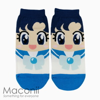 Socks - Sailor Mercury