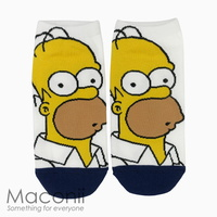 Socks - The Simpsons - Homer Face